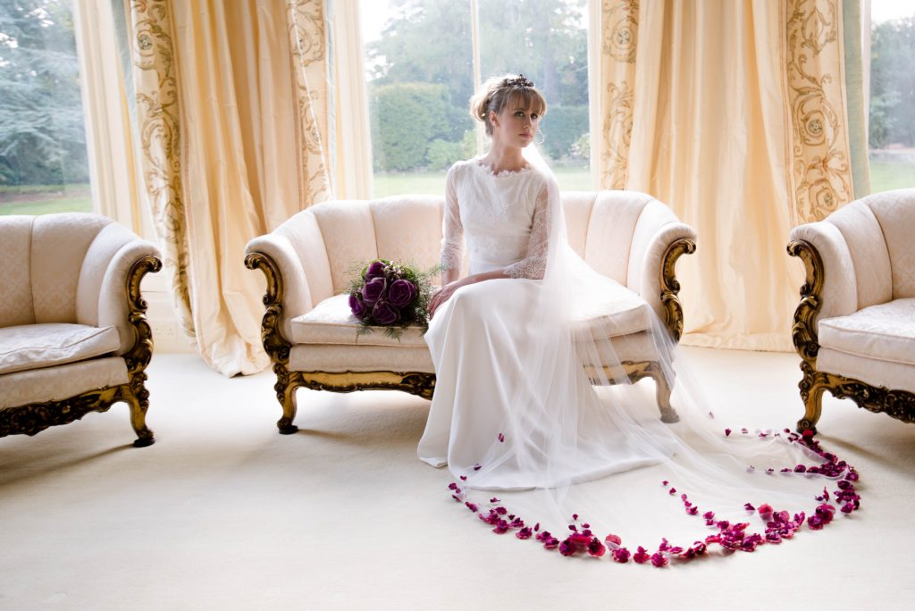 Netley Hall, Shrewsbury Wedding Photographer
