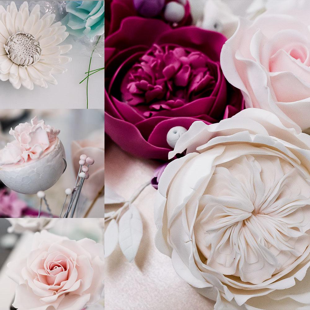 Sharon Stinton Boutique Wedding Cakes